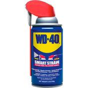 WD-40® Multi-Use Aerosol Lubricant  - 8 oz. Smart Straw Aerosol Can - 110054 - Pkg Qty 12