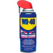 WD-40® Multi-Use Aerosol Lubricant - 11 oz. Smart Straw Aerosol Can - 110078 - Pkg Qty 12
