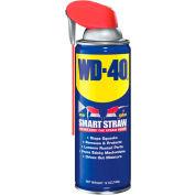 WD-40® Multi-Use Aerosol Lubricant - 12 oz. Smart Straw Aerosol Can - 10152 - Pkg Qty 12