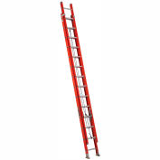Louisville Type 1A 28' Lightweight Fiberglass Extension Ladder - L3025-28