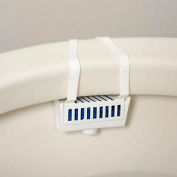 Global Industrial™ Non-Para Toilet Bowl Rim Hanger - Evergreen 12 Hangers/Case