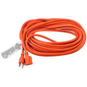 Global 50 Ft. Outdoor Extension Cord, 14/3 Ga, 15A, Orange
