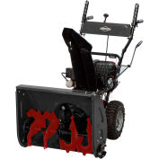 "Briggs & Stratton 24"" Light Duty Dual-Stage Stage Snow Thrower w/Electric Start - 1024LD"