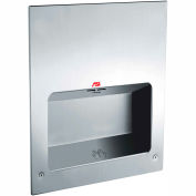 ASI® ADA Recessed Turbo Tuff Hand Dryer, 240V - 0134-2