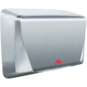 ASI® ADA SM High Speed Hand Dryer, Stainless Bright 240V - 0199-2-92