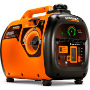 GENERAC® 6866, 1600 Watts, Inverter Generator, Gasoline, Recoil Start, 120V