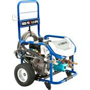 Yamaha PW4040A Portable Pressure Washer, 4000 PSI 4.0 GPM Triplex CAT Pump 357cc OHV CARB Approved
