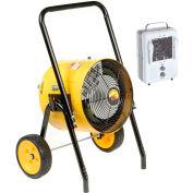 TPI Fostoria 15KW Heater 480V 3-Phase FES-1548-3A + Free 1500W Heater 188TASA