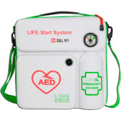 LIFE® StartSystem AED Case and Oxygen System, #LIFE-O2-LSS-FRx