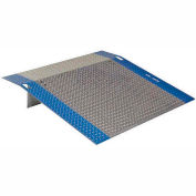 Bluff® B6030 Heavy Duty Aluminum Dock Plate 9450 Lb. Capacity