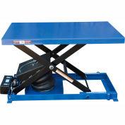 Vestil Air Bag Scissor Lift Table ABLT-1000 48 x 32 1000 Lb. Capacity