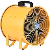 Portable Ventilation Fan 16 Inch Diameter