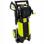 Sun Joe SPX3001 Pressure Joe 2030 PSI 1.76 GPM 14.5-Amp Electric Pressure Washer W/Hose Reel
