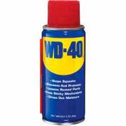 WD-40® Multi-Use Aerosol Lubricant - 3 oz. Handy Aerosol Can - 110108/490002 - Pkg Qty 12