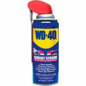 WD-40® Multi-Use Aerosol Lubricant - 11 oz. Smart Straw Aerosol Can - 110078/490040 - Pkg Qty 12