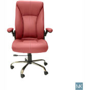 AYC Group Avion Customer Chair - Burgundy