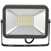 Global™ LED Flood Light, 50W, 4500 Lumens, 5000K, w/Mounting Bracket