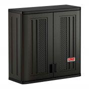 "Suncast Plastic Wall Storage Cabinet BMCCPD3000 - 30"" W x 12"" D x 30-1/4"" H"