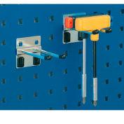 """Bott 14002037 Double Straight Hooks For Perfo Panels - Package of 5 - 1""""L"""