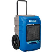 Dehumidifier Commercial Grade Refrigeration 145 Pints Day Dehumidification with Water Pump by