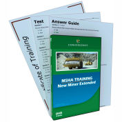 MSHA New Miner Extended Combo-Pack, DVD