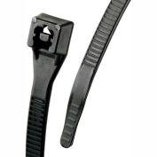 "Gardner Bender 46-311UVBFZ 11"" Xtreme Temp Cable Ties, Black, 50lb, 100/pk"