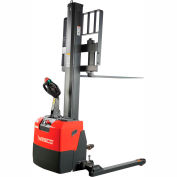Optional Bolt-on Guard 273136 for Wesco® Fully Powered Stacker 273129
