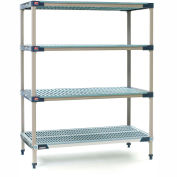 "MetroMax 4 - 36""W x 24""D x 74""H Stationary Unit"