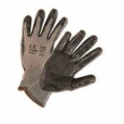 Foam Nitrile Palm Coated Nylon Gloves, PosiGrip® 713SNF/L - Pkg Qty 12