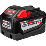 Milwaukee® 48-11-1890 18V Li-Ion M18 Battery 9Ah Extended Capacity