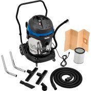 Global Industrial™ 16 Gallon Stainless Steel Wet Dry Vacuum