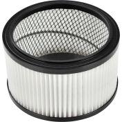 Global Industrial™ Cartridge Filter for 6.6 Gallon Wet Dry Vacuum