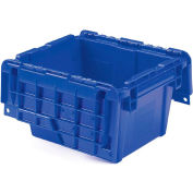 ORBIS Flipak® Distribution Container FP03 - 11-3/4 x 9-3/4 x 7-11/16 Blue