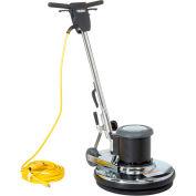 "Global Industrial™ Low Speed Floor Machine, 20"" Brush Size"
