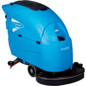 "Global Industrial™ Auto Floor Scrubber 26"" Cleaning Path, Traction Drive, Two 115 Amp Batteries"