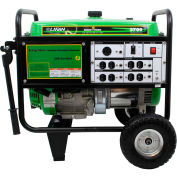 Lifan Power USA ES5700E, 5000 Watts, Portable Generator, Gasoline, Electric/Recoil Start, 120V