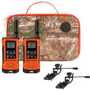 Motorola Talkabout® T265 Sportsman's Edition Two-Way Radio, 2 Pack, Orange