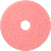 """Global Industrial™ 20"""" Remover Burnishing Pad - 5 Per Case"""