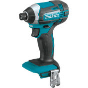 "Makita XDT11Z 18V LXT Lithium-Ion 1/4"" Cordless Impact Driver (Tool-Only)"