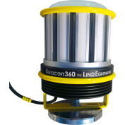 Lind Equipment LE360LEDL-MAG Beacon360 Trek, 60W, 4700K, 7000L, 3-Way Rocker Switch, Magnetic Mount
