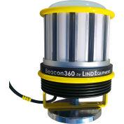 Lind Equipment LE360LEDL-MAG Beacon360 Trek, 60W, 4700K, 7000L, 3-Way Rocker Switch, Magnetic Mount