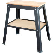 Expandable Tool Table For Bench Tools HTC HTT-31, the Heavy Duty Bench Tool Table / Stand That Allow
