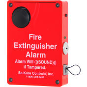 Se-Kure Fire Extinguisher Alarm Kit, SP-101Kit