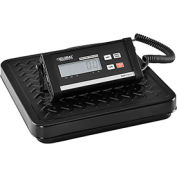 Global Industrial® Digital Shipping Scale with AC Adapter/USB Port, 400 lb x 0.5 lb