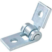 Global Industrial 2 Hole Adjustable Hinge - Pkg Qty 5