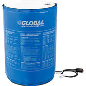 Insulated 55 Gallon Drum Heater Blanket - Temperature Fixed At 100°F
