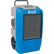 Dehumidifier Commercial Grade Refrigeration 250 Pints a Day Dehumidification with Water Pump by