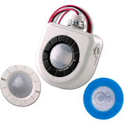 Levition OSFHU-ITW High-Bay Fixture Mount Motion Sensor, Height & Aisle Lenses, PIR Tech, 120-347V