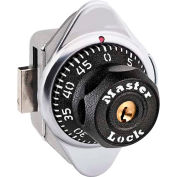 Master Lock® 1630STK Built-In Combo Lock 1, 2, 3 Tier Locker w/1 Control Key & Chart Price Each - Pkg Qty 50