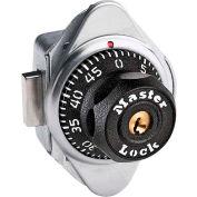 Master Lock® 1670STK Built-In Combo Lock For Box Lockers w/1 Control Key & Chart, Price Each - Pkg Qty 50